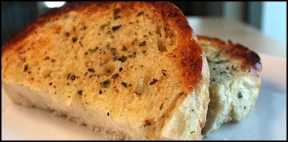 Como fazer pão de alho com cannabis